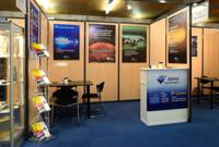 Alma Technologies booth at the Toulouse Space Show 2014 | Alma Technologies
