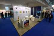 Alma Technologies booth at VISION 2014 | Alma Technologies