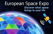 Alma Technologies booth at European Space Expo - Athens, 2015 | Alma Technologies