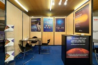 Alma Technologies booth at the Toulouse Space Show 2016 | Alma Technologies